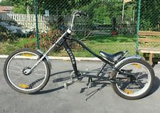 Beachcruiser,  bonanzarad, chopper Fahrrad