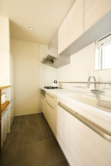 リフォーム・リノベーションの事例 2F キッチン 施工事例No.572ちょうどいい距離感の二世帯住宅 スタイル工房