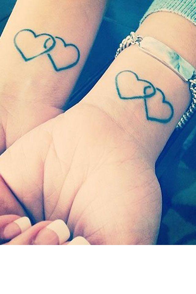 Le double coeur                                                                                                                                                                                 Plus
