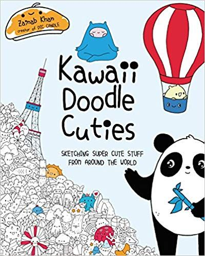 [PDF DOWNLOAD] Kawaii Doodle Cuties: Sketching Super Stuff