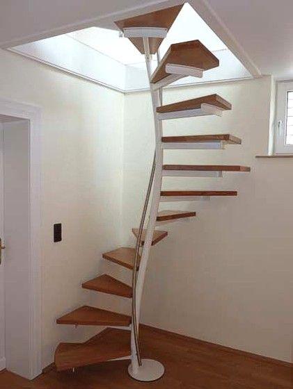 Raumspar-Treppe                                                                                                                                                     Mehr
