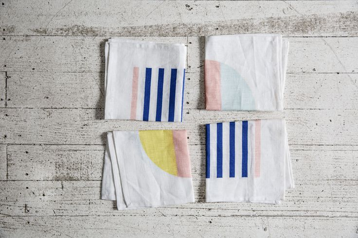 Mix and Match: The Echo Linen Napkin 6 pack Goldfinch/Coral Cloud/Pastel Blue http://kateandkate.com.au/shop/collections/the-echo-linen-napkin-6-pack/ Monaco/Coral Cloud http://kateandkate.com.au/shop/collections/the-cecile-linen-napkin-6-pack-3/