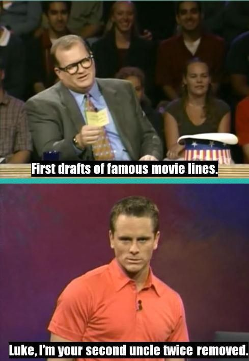 Whose Line! omg I miss this show