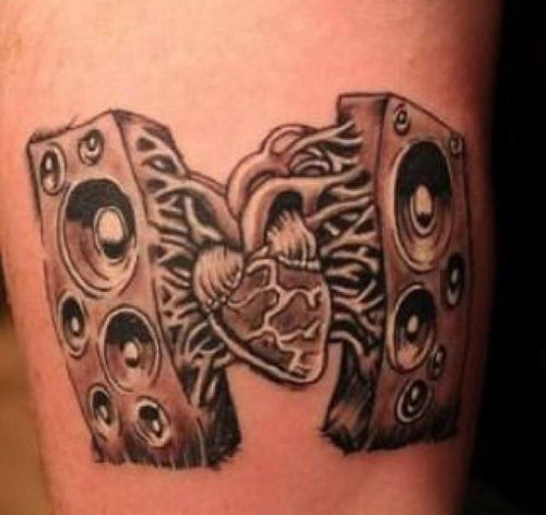 Tattoo Designs Related To Music: Best 25+ Music Tattoo Designs Ideas On Pinterest