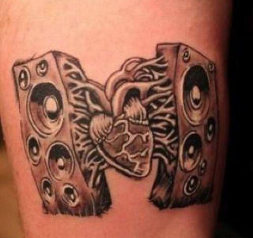 22 Music Tattoo Designs Ideas: 17 Best Ideas About Music Tattoo Designs On Pinterest