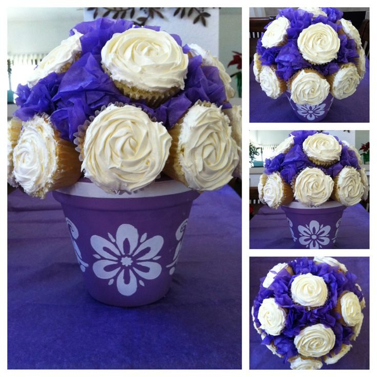 Another cupcake bouquet i made