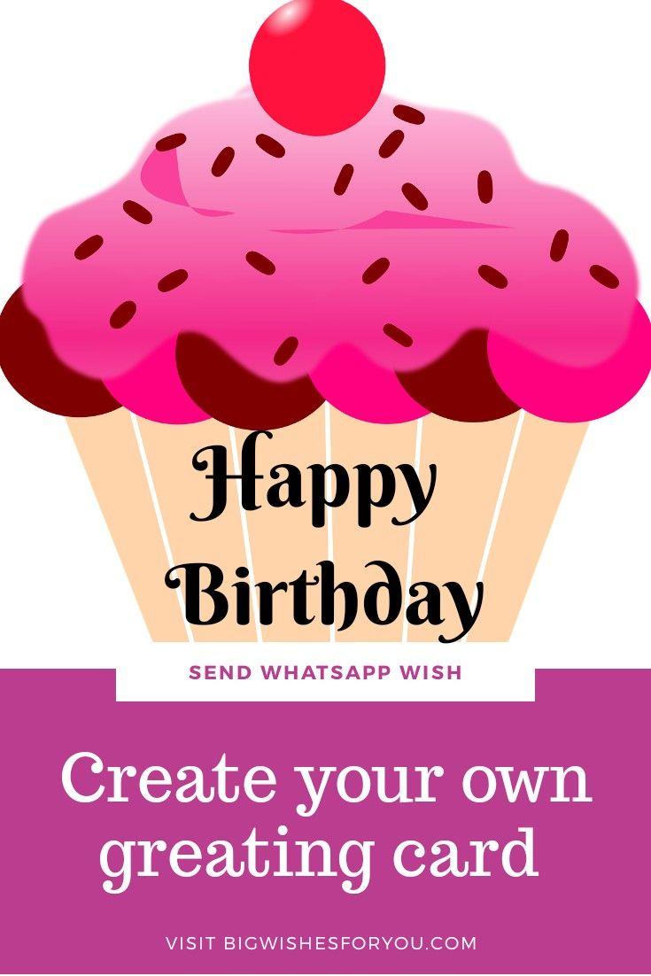 Live Birthday Greeting Card