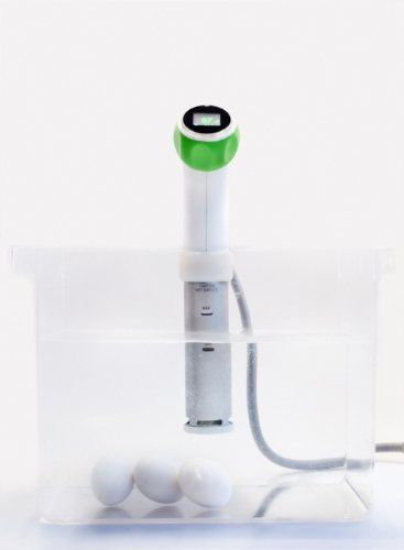 Cloud-based Cooking: Nomiku Sous Vide Immersion Circulator. Awee the buzzword Cloud-based cooking!