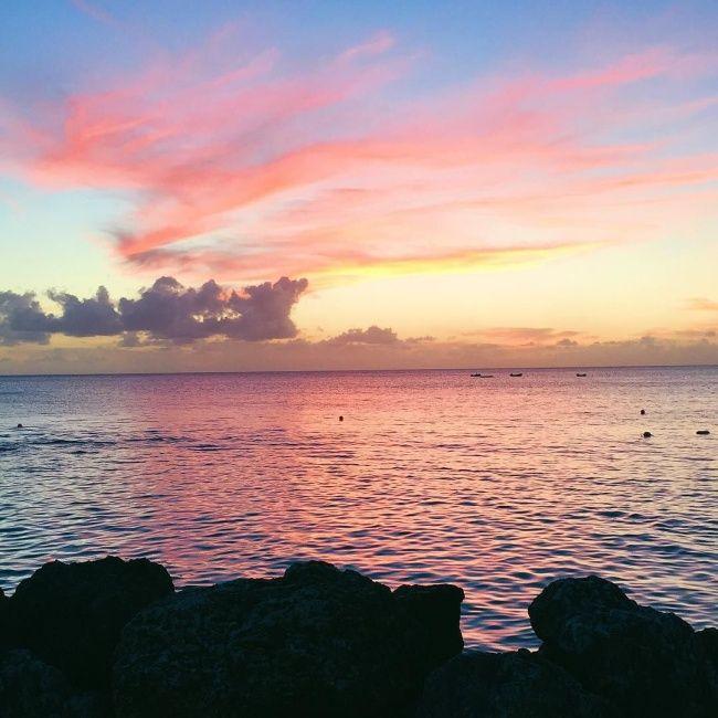 cobblers cove sunset shot