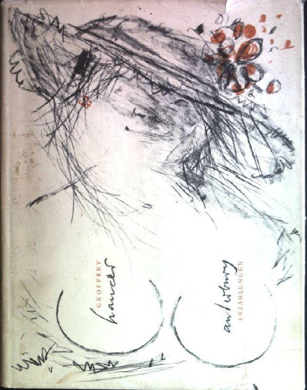 Geoffrey Chaucer, Canterbury-Erzählungen; illustr. von Werner Klemke :: Rütten & Loening Berlin, 1963 [1971]