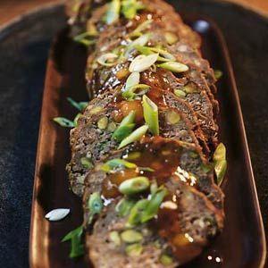 Recept - Meatloaf met noten - Allerhande
