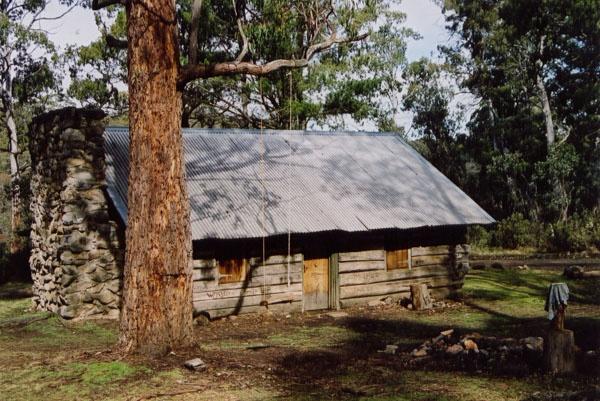Moscow Villa Hut, Mount Nugong, East Gippsland, Victoria