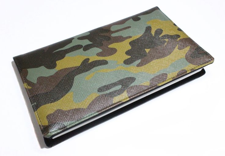 porte chéquier homme femme mixte camouflage, porte chéquier militaire, couverture chéquier : Porte-monnaie, portefeuilles par kipapee
