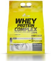 Nowe opakowanie i nowy smak cookies cream. Super #białko firmy #Olimp. Matrix izolatu i koncentratu białka.
