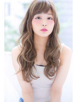 ×8【バイエイト】ゆるふわノームコアうぶバングおフェロなラフウェーブby,Yoshida