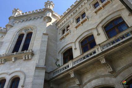 Castello di Miramare - Golfo di Trieste ~ Italy Travel Web
