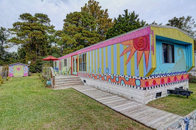 Mobile Homes For Sale North Carolina Beaches