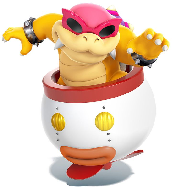 roy koopa characters   art super smash bros for 3ds Court Tennis Racket Clip Art Cartoon Tennis Racket Clip Art