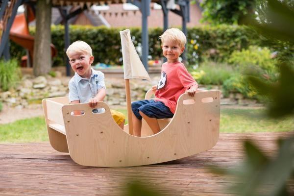 Outdoor Garten Sitzgarnitur Kinder Schiffschaukel Holz Wippe 8077 In 2020 Schaukel Sitzgarnitur Kinder Schaukel Kleinkind