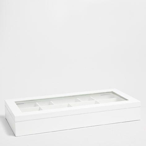 BOÎTE COMPARTIMENTS - Boîtes - Décoration | Zara Home France