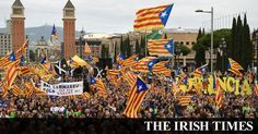 Catalan independence leaders embark on EU charm offensive