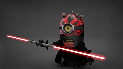 Star Wars Minions | jacob616:Star Wars Minion!!