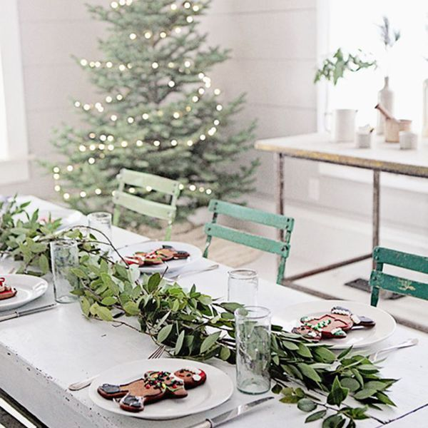 25 best ideas about nordic christmas on pinterest for Table noel rouge