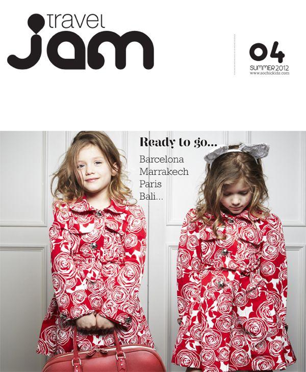Fairly New Magazine: Travel JAM... issue 4 online & free: Travel Jam, Books, Kids Magazines, Kids Fashion,  Jammi, Kids Travel Magazines, Jam Magazines, Kids Spring, Online Kids