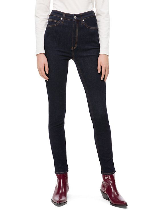 d555dadd Skinny high rise denver black jeans | Jeans | High jeans, Jeans ...