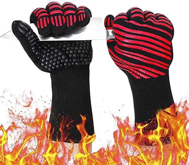 Amazon Ca Semboh 932 Extreme Heat Resistant Bbq Gloves Food