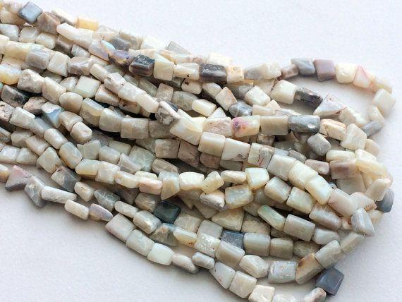 Australian Opal Beads Opal Fancy Tumbles Opal by gemsforjewels