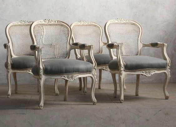 French Cane Chair 125 best french cane furniture images on pinterest | cane