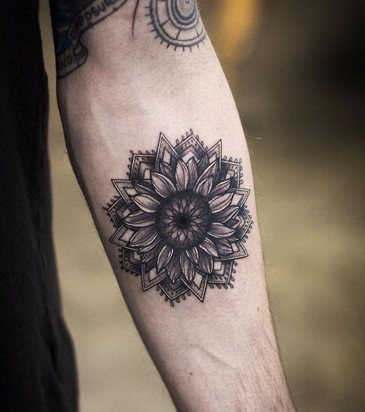 Tatuajes Flor De Loto Antebrazo Hombre Tatuajes