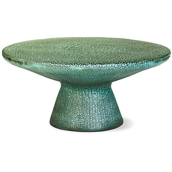 Kavis Outdoor Coffee Table Frost Outdoor Coffee & Cocktail Tables (€2.270) ❤ liked on Polyvore featuring home, outdoors, patio furniture, outdoor tables, frost green, outdoor cocktail table, outdoor garden furniture, outdoor furniture, outdoor garden table and outdoors patio furniture