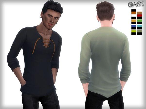 TSR : OranosTR's Viscose Shirt.