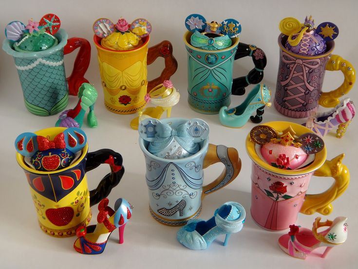 disney princess mug - Google Search