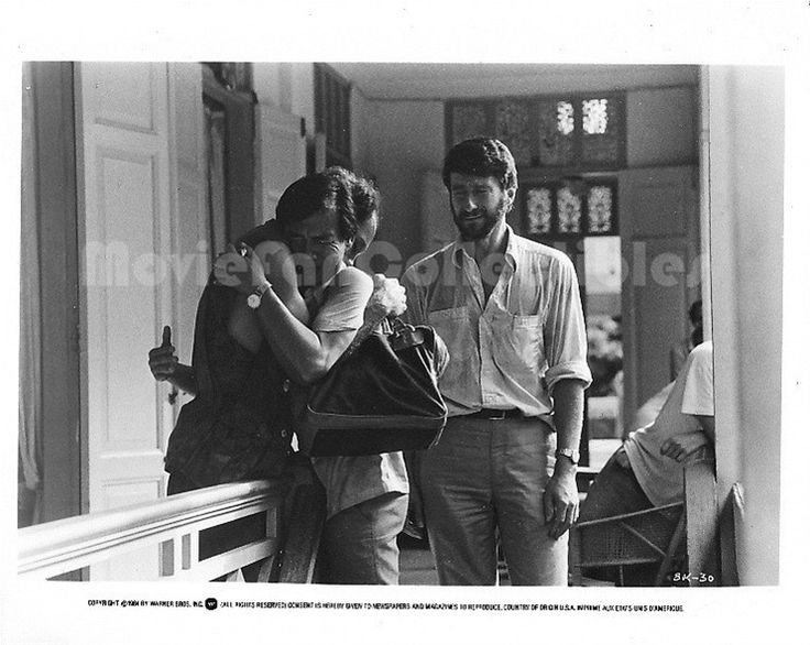 The Killing Fields Photo Haing S. Ngor, Sam Waterston, John Malkovich