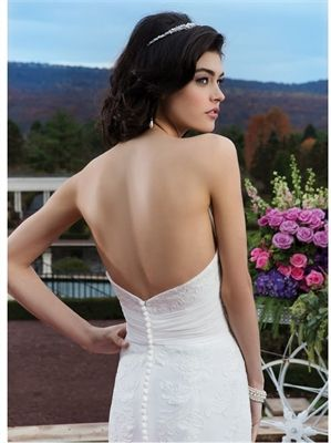 2015 Wedding Dresses , Lace  Bridal Gowns