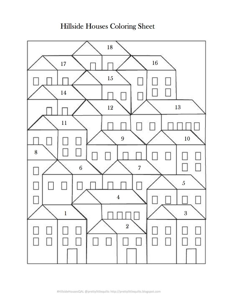 Coloring Pages For Quilt Blocks : 3180 best coloring pages images on pinterest