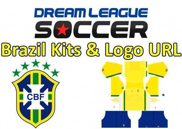 b903c7da553 Free download and import the latest Brazil kits 2017/2018/2019 for dream  league #soccer using the URLs shared in this post.