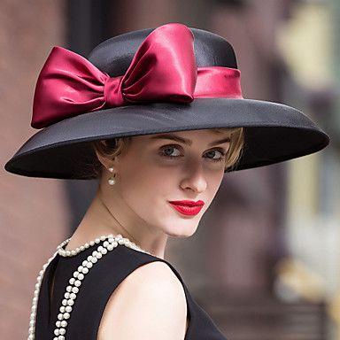Velours Kentucky Derby Hat / Chapeaux / Coiffure avec