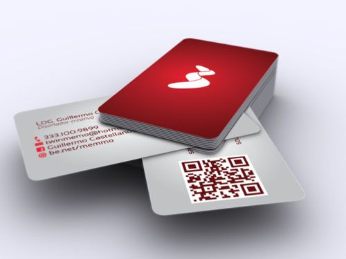 Message within!! Creative Business Card