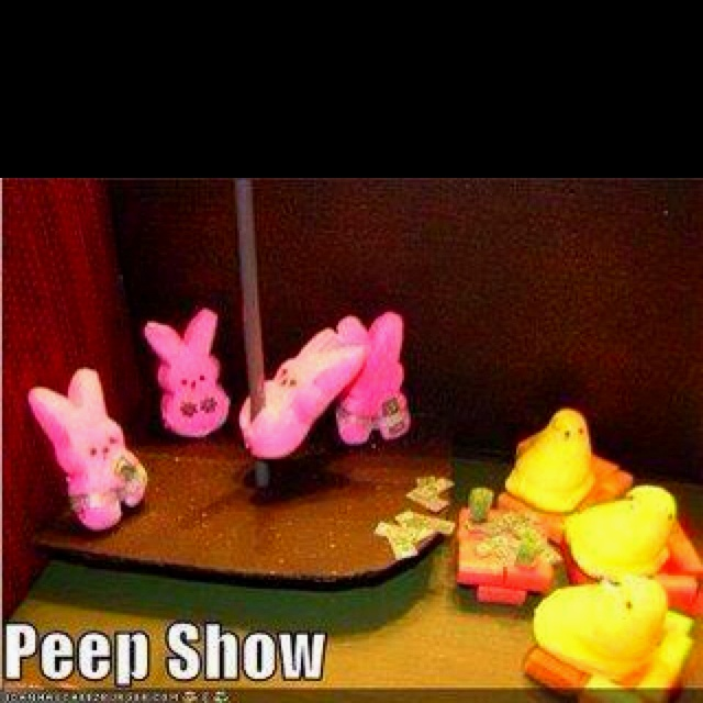 Easter is coming up...