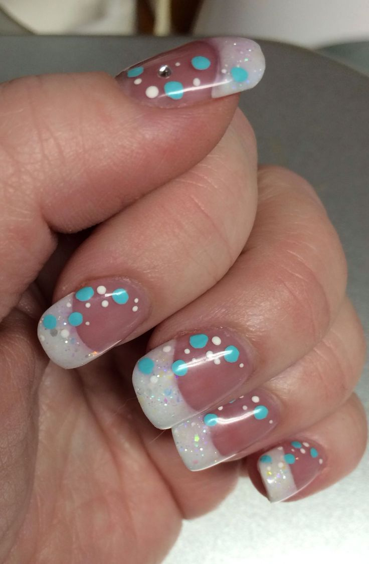 Nail Tip Designs Ideas prev next black nail fungus tips Find This Pin And More On Funky French Tip Nails