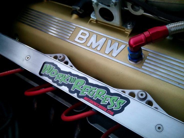MY little Jenny BMW E30 SIX ZYLINDER BY MECCANO WORKINREGRESS