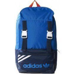 Batoh Adidas ZX navy-blue-white