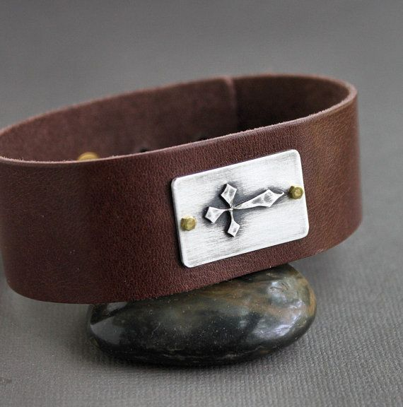 the 25 best mens leather cuff bracelets ideas on