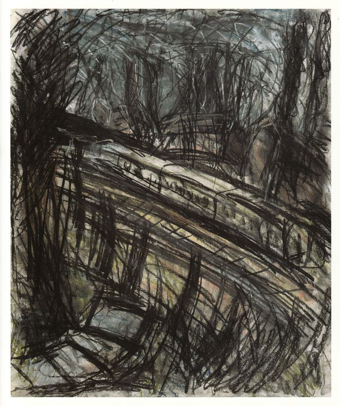 Leon Kossoff, Here Comes the Diesel 1988