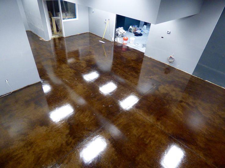 Lovely Basement Floor Repair