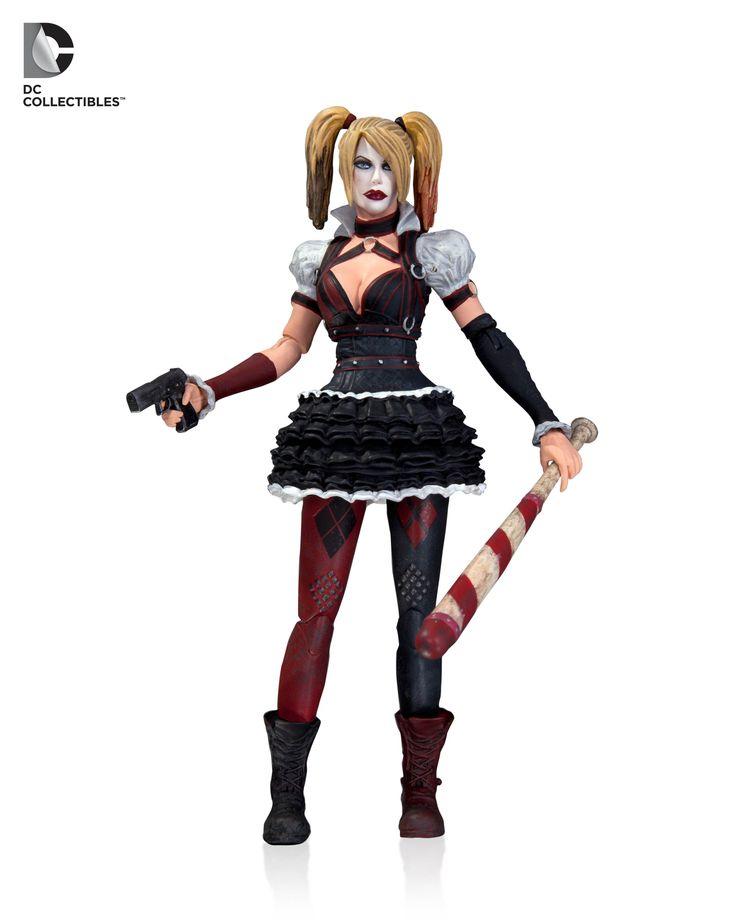 Batman Arkham Knight Harley Quinn Figure